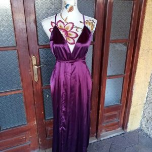 vestido-satin-uva